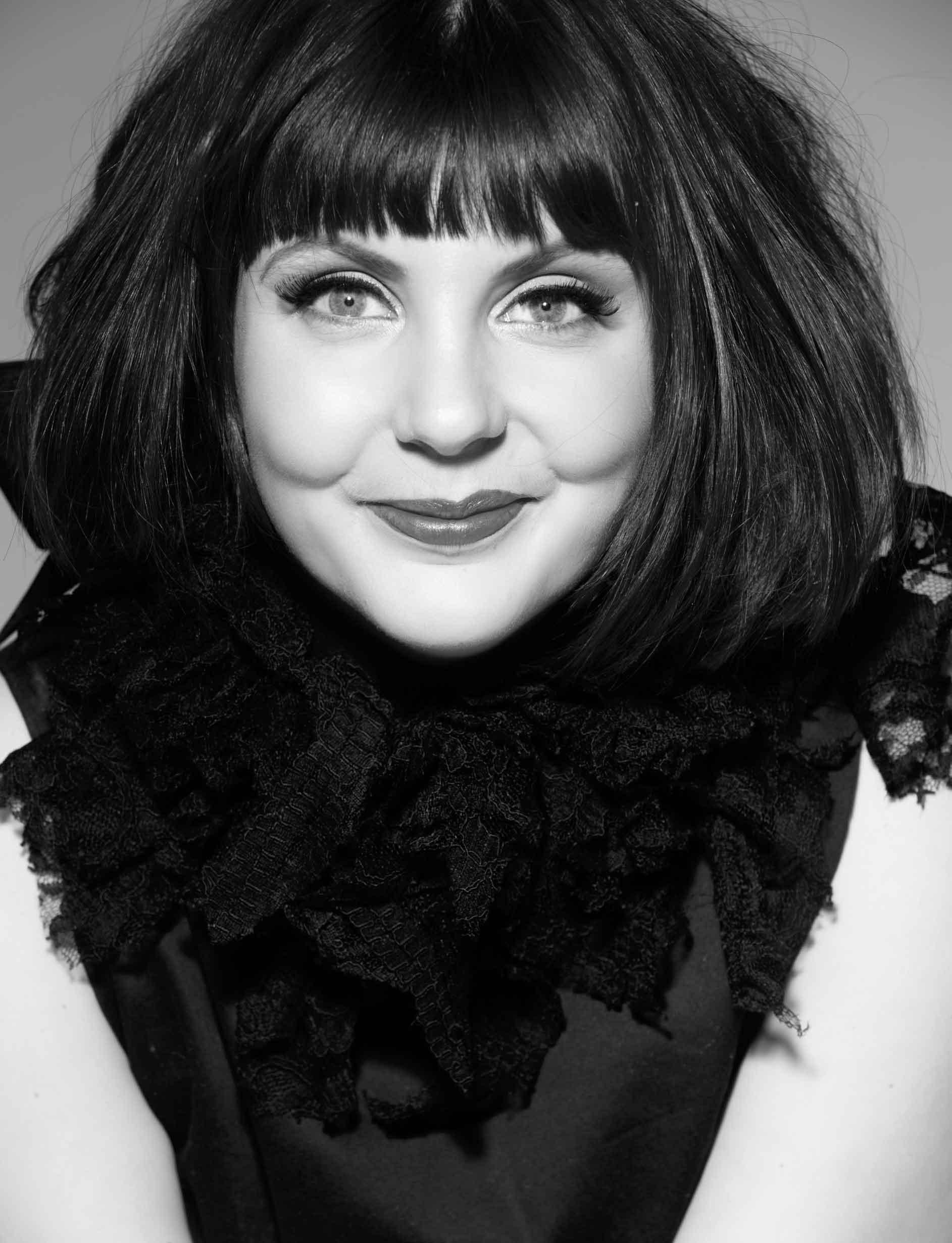 Maiju Vaahtoluoto, Finnish contralto singer, opera